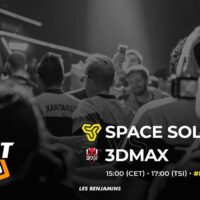 XANTARES / Space Soldiers vs 3DMAX - Dust2