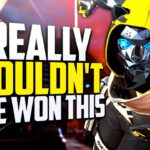 I REALLY Shouldn't Have Won This... (High Kill Pubs) | sYnceDez