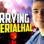 CARRYING IMPERIALHAL IN RANKED! (w/ TSM & turnzz) | sYnceDez